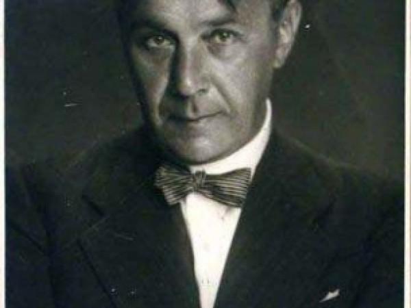 Kosztolányi Dezső (Székely László felvétele?), 1935